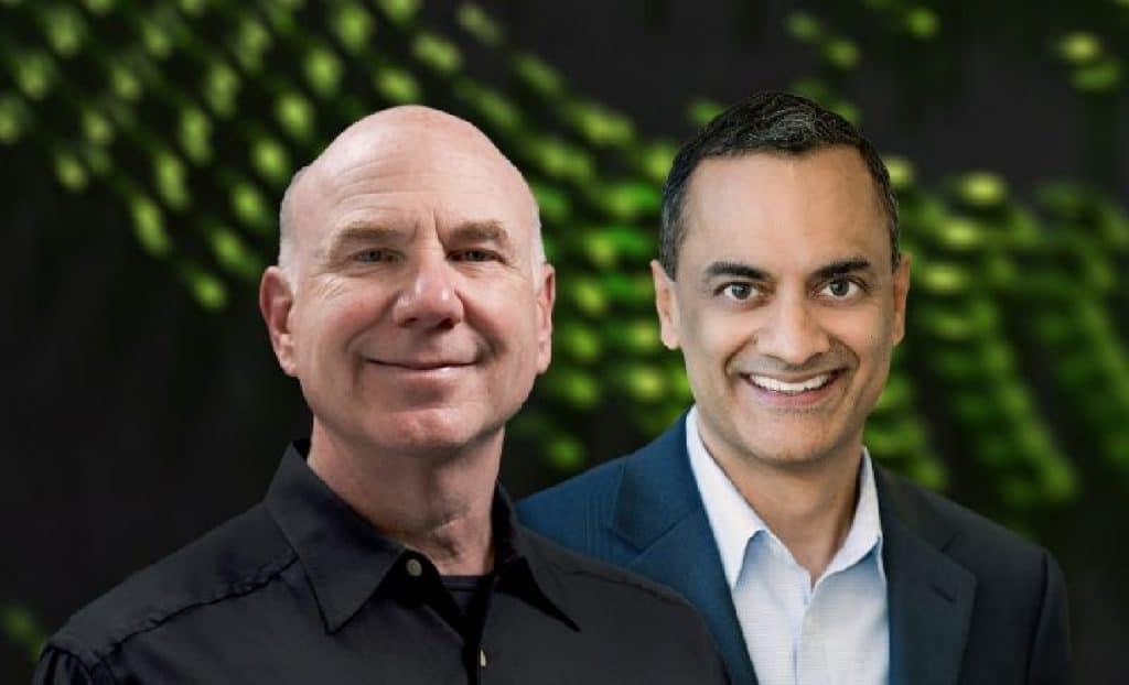 Jeff Fischer et Manuvir Das NVIDIA