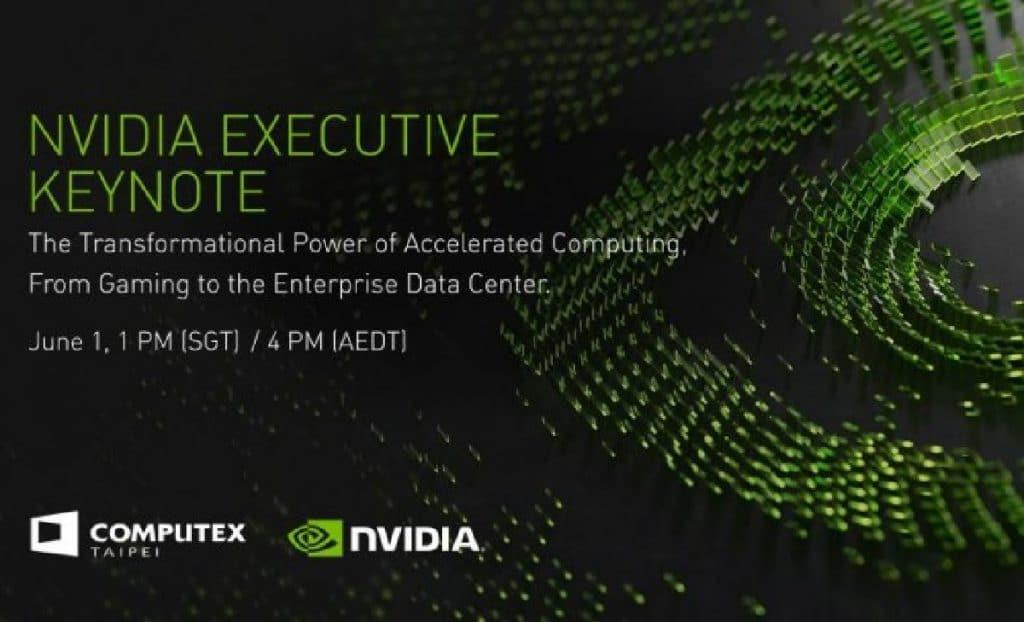 Keynote NVIDIA annonce GeForce RTX 307 0Ti et RTX 3080 Ti