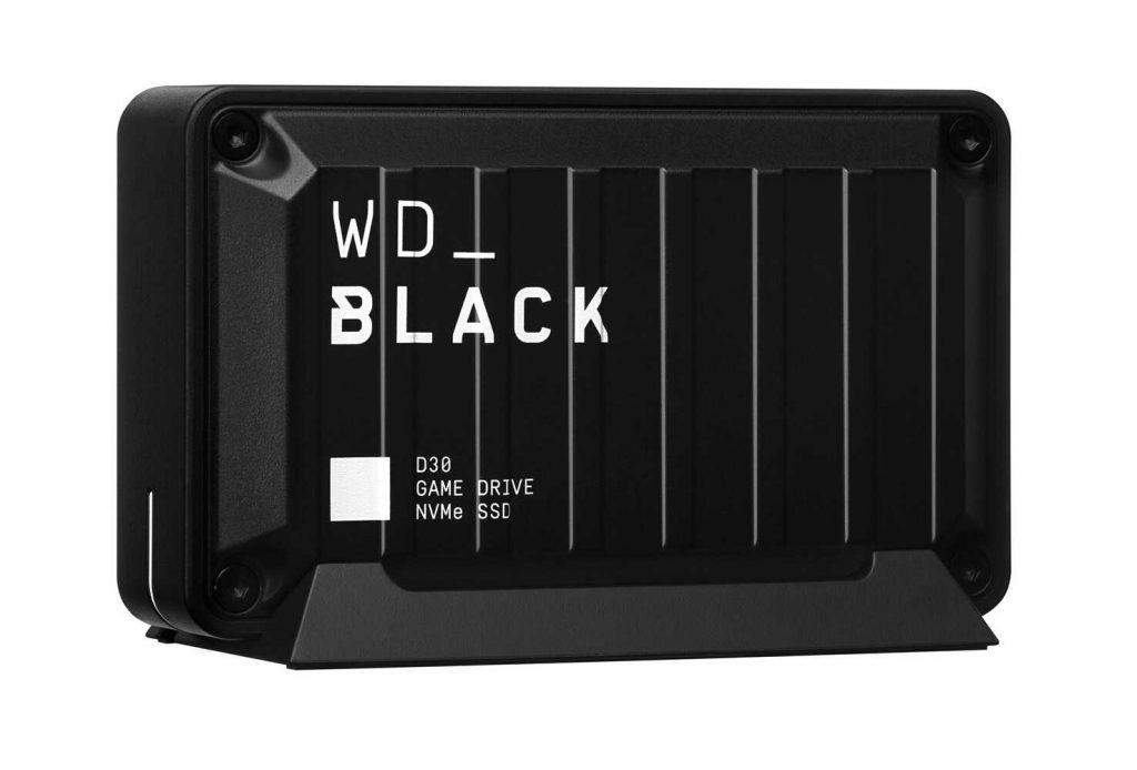 SSD WD_BLACK D30 Game Drive