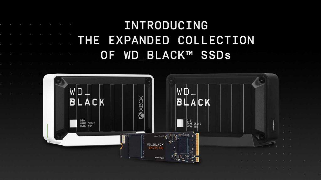 Nouveautés WD_BLACK