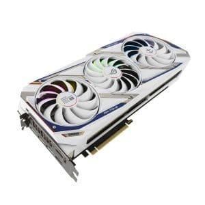 ROG Strix GeForce RTX™ 3090 GUNDAM EDITION
