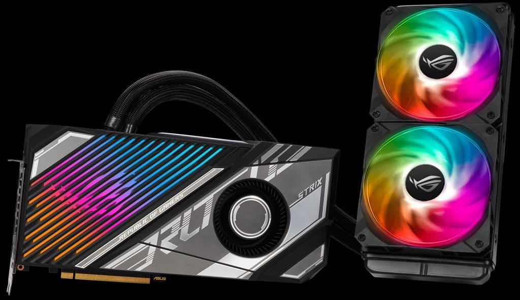 ASUS ROG Strix LC GeForce RTX 3080 Ti