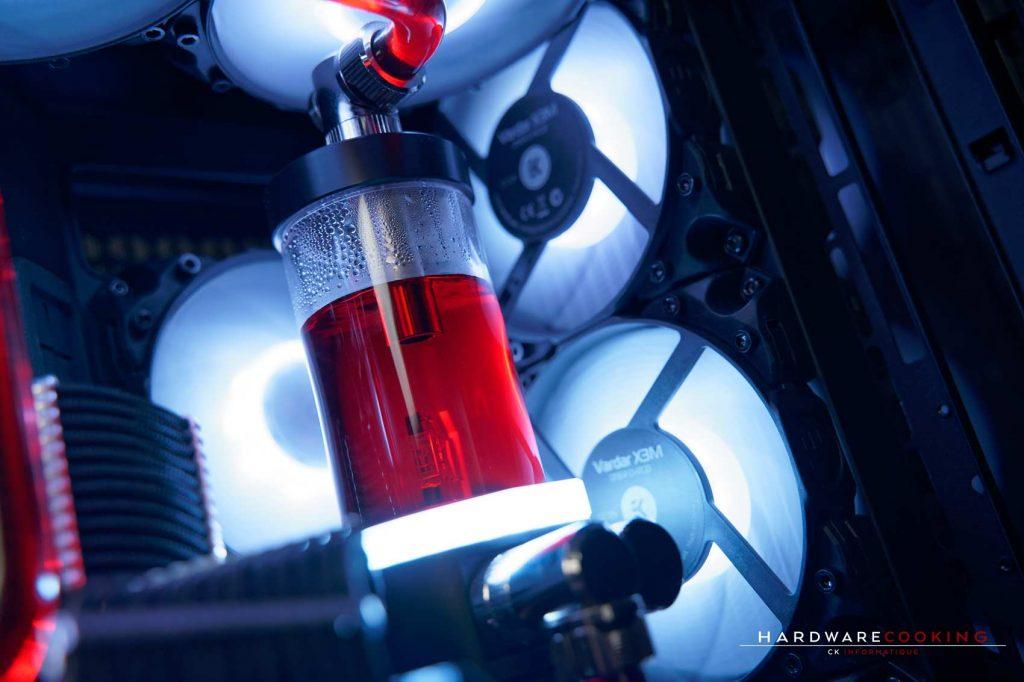 Test EK-Cryofuel Dye Pack rouge