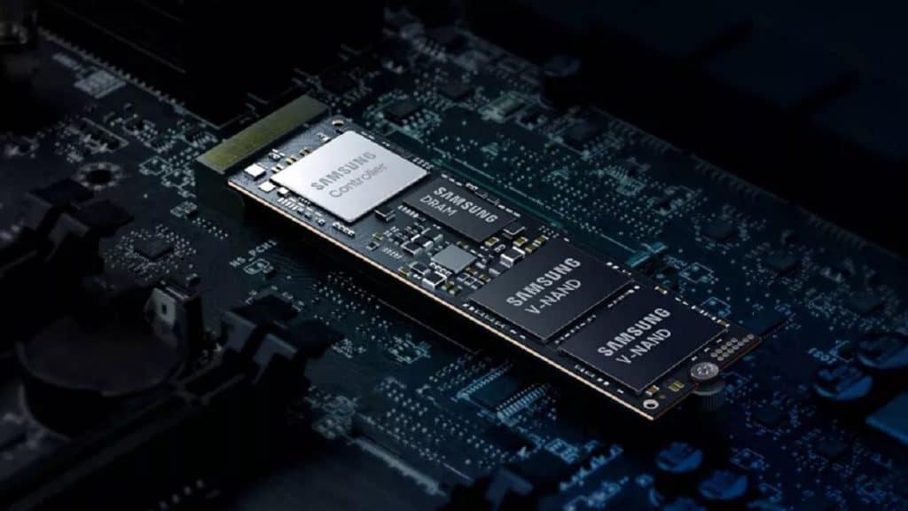 SSD Samsung V-NAND