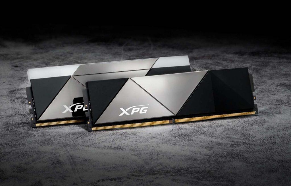 DDR5 XPG Caster jusqu'à 7400 MHz