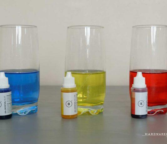 test EK-CryoFuel Dye Pack