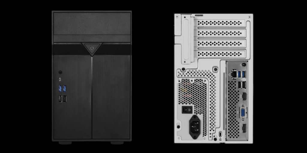 Mini-PC ASRock DeskMini Max