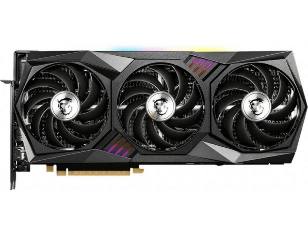 MSI Geforce RTX 3070 TI GAMING TRIO