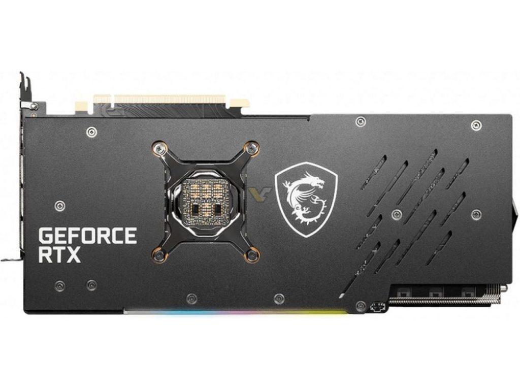 MSI Geforce RTX 3080 TI GAMING TRIO