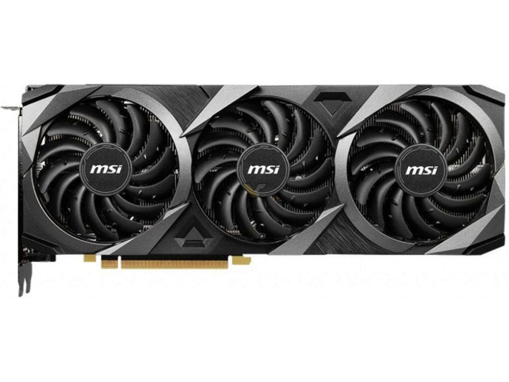 MSI Geforce RTX 3080 TI VENTUS 3X