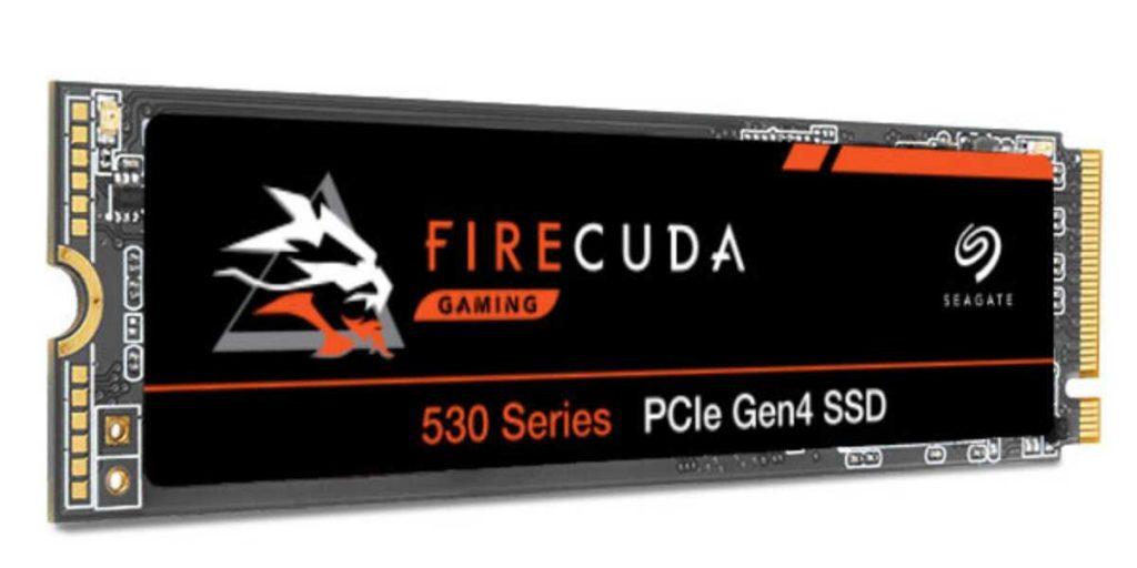SSD Seagate FireCuda 530