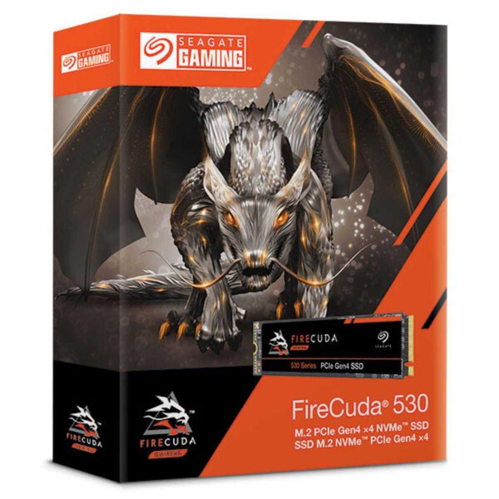 Boîte SSD FireCuda 530