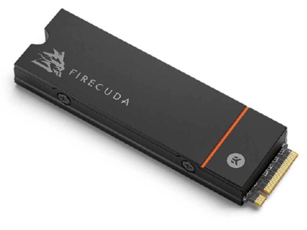 SSD Seagate FireCuda 530 Heatsink EKWB