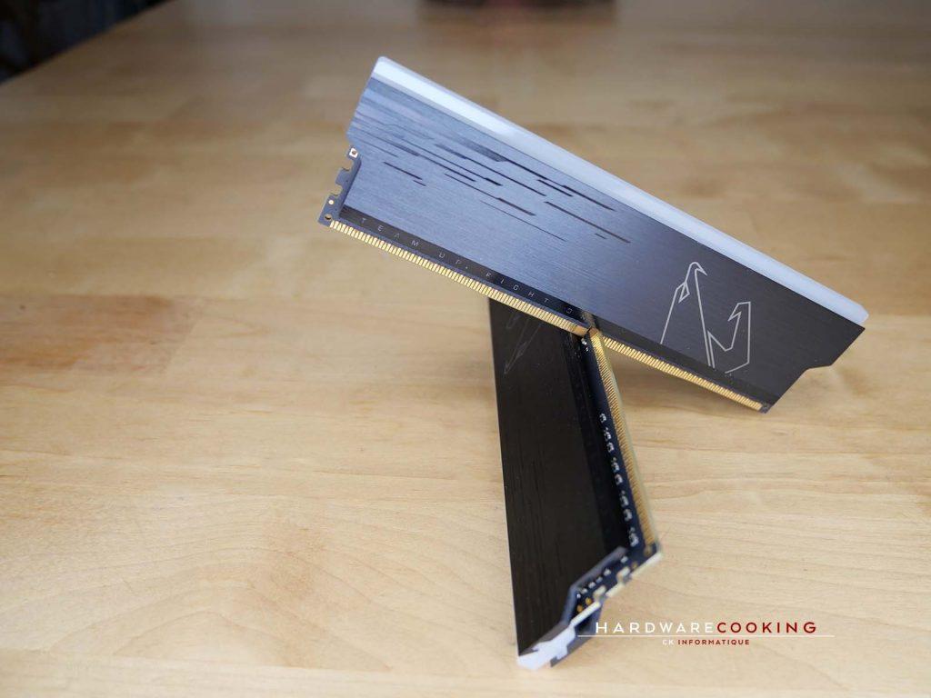 Test DDR4 AORUS RGB Memory 3733 MHz