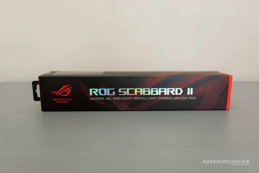 Boîte ASUS ROG Scabbard II