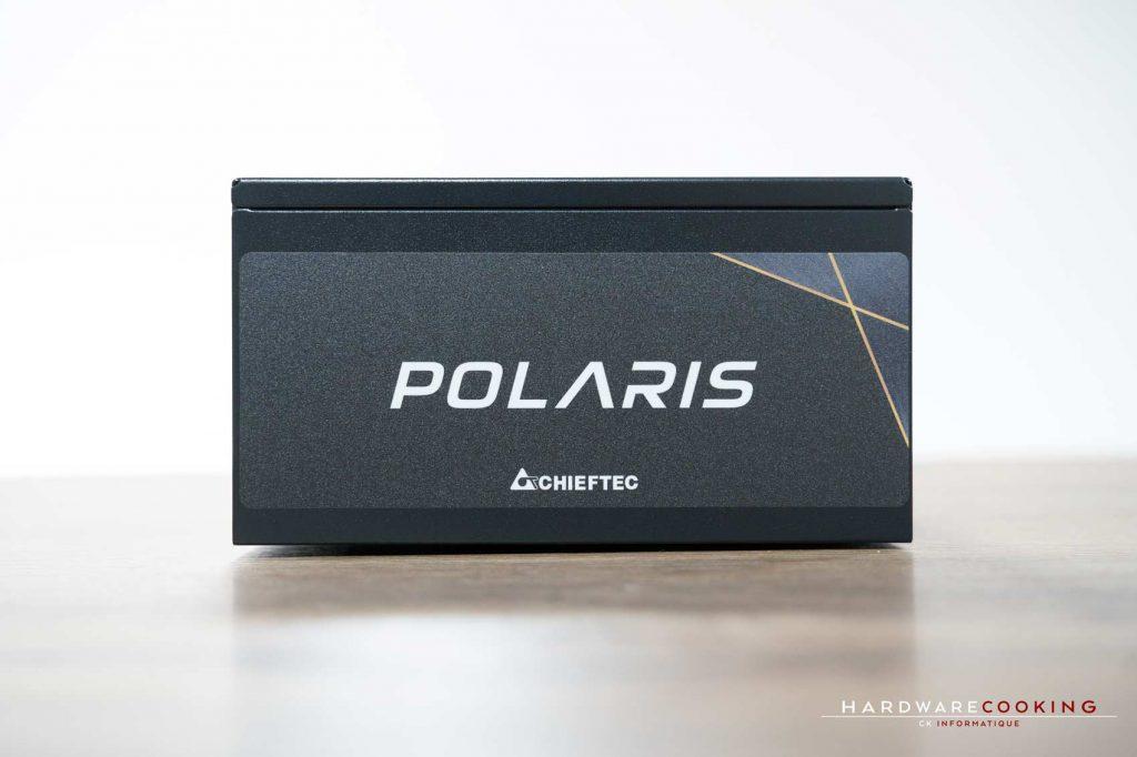 Test Chieftec Polaris 850W