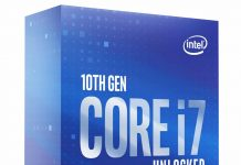 Bon plan Intel Core i7-10700KF
