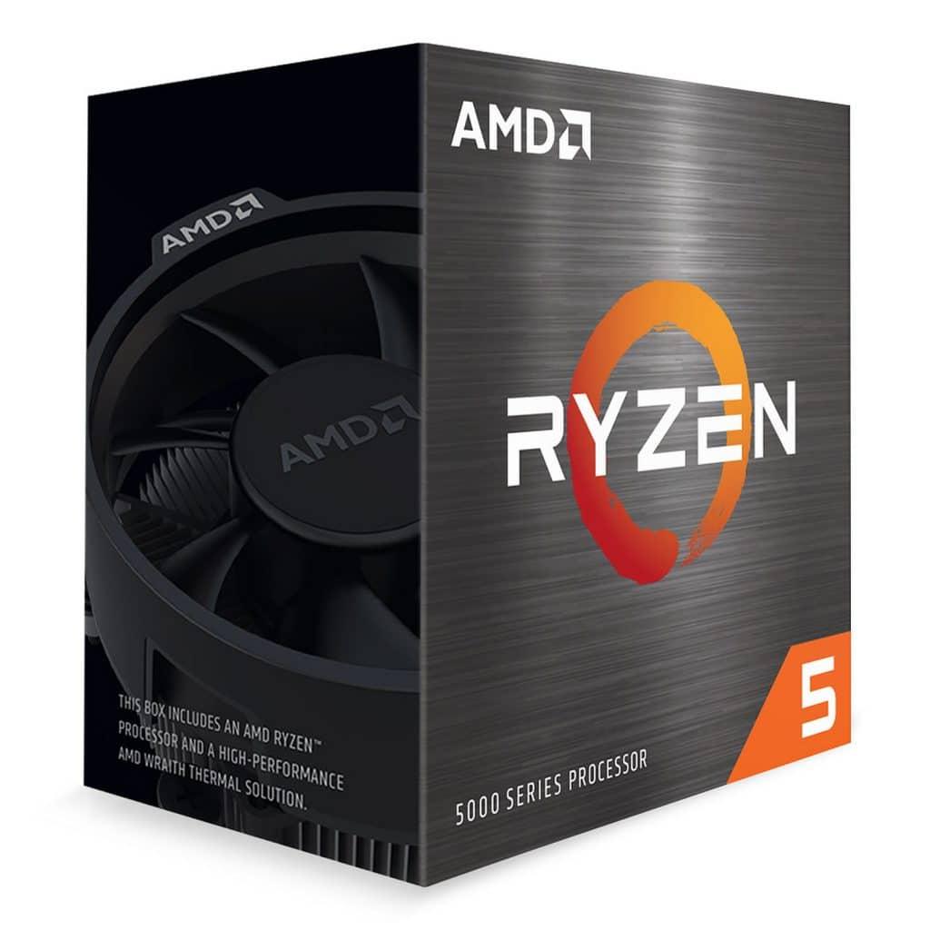 Bon plan AMD Ryzen 5 5600X