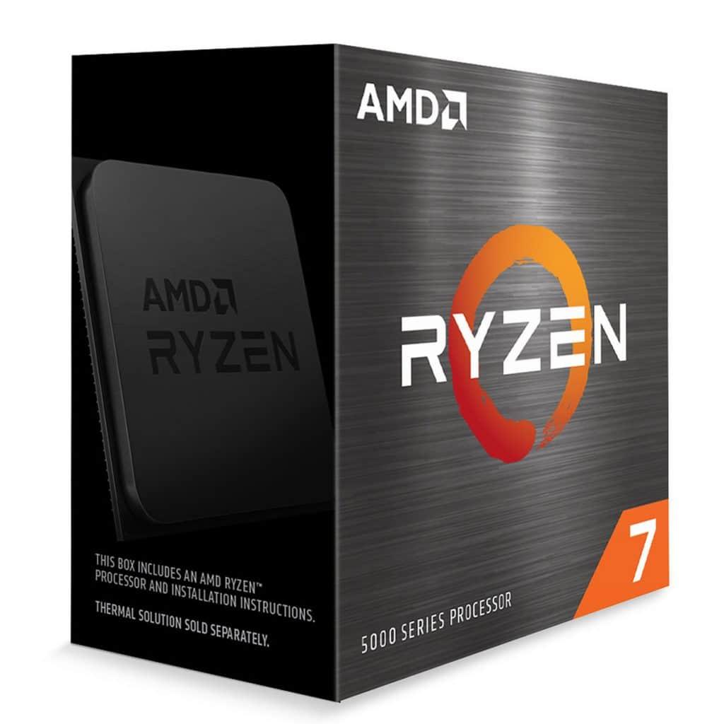 Bon plan processeur AMD Ryzen 7 5800X
