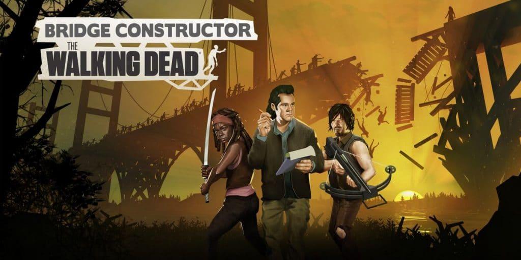 Bridge Constructor: The Walking Dead gratuit