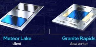 Intel Meteor Lake / Granite Rapids CPU