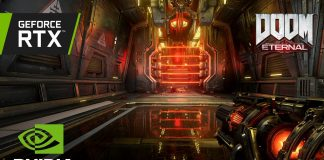 Doom Eternal RTX