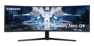 Ecran Samsung Odyssey Neo G9