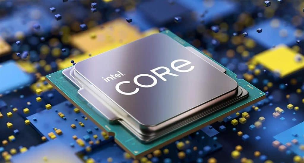 rumeur processeur Intel Core Alder Lake