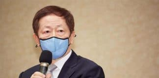 Mark Liu Président de TSMC