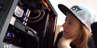 On aide une Noob à monter son premier PC gamer