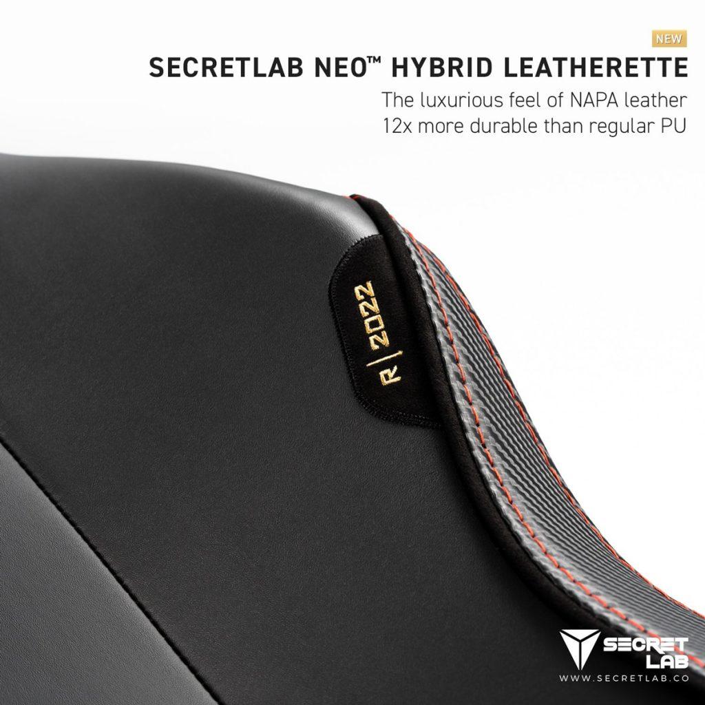 Nouveau simili cuir Secretlab NEO™ Hybrid Leatherette