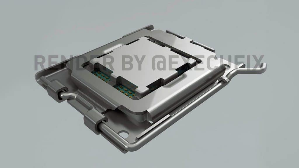 socket AMD AM5 LGA1718