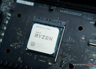 Test AMD Ryzen 7 5700G