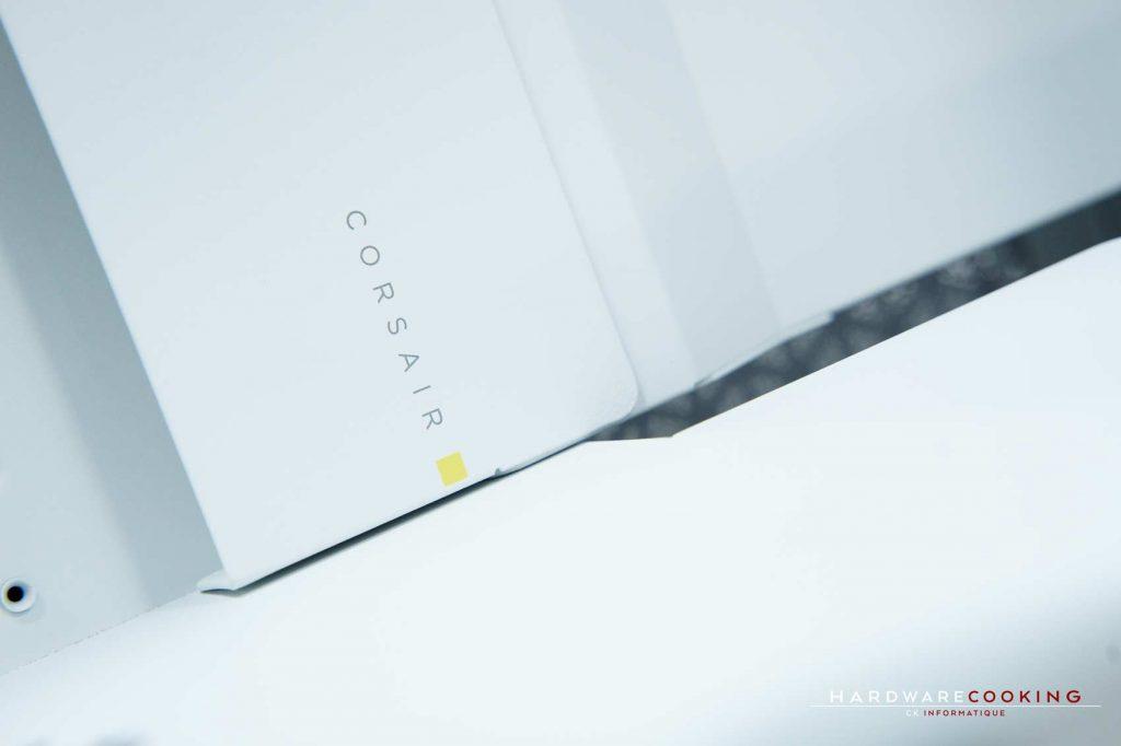 Test boîtier CORSAIR iCUE 7000X RGB blanc