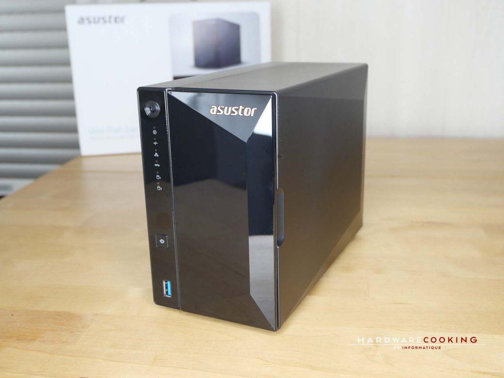Test NAS Asustor Drivestor 2 Pro