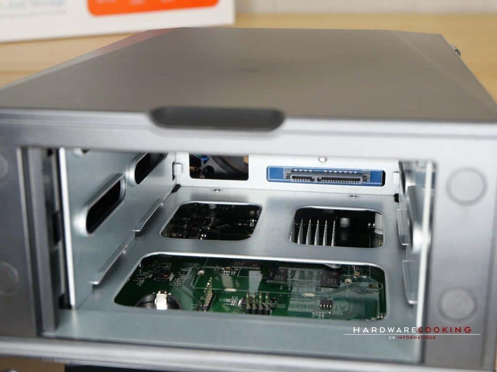Intérieur NAS Asustor Drivestor 2 Pro