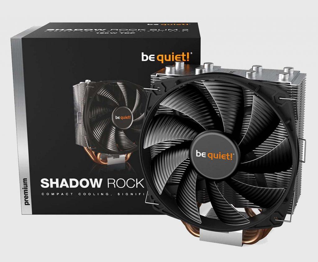 Boîte be quiet! Shadow Rock Slim 2