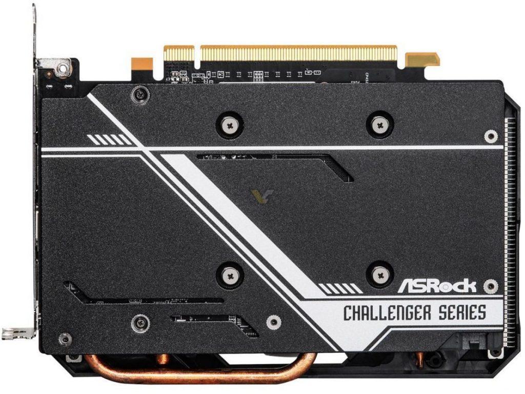 ASRock Radeon RX 6600 XT 8 GB Challenger ITX