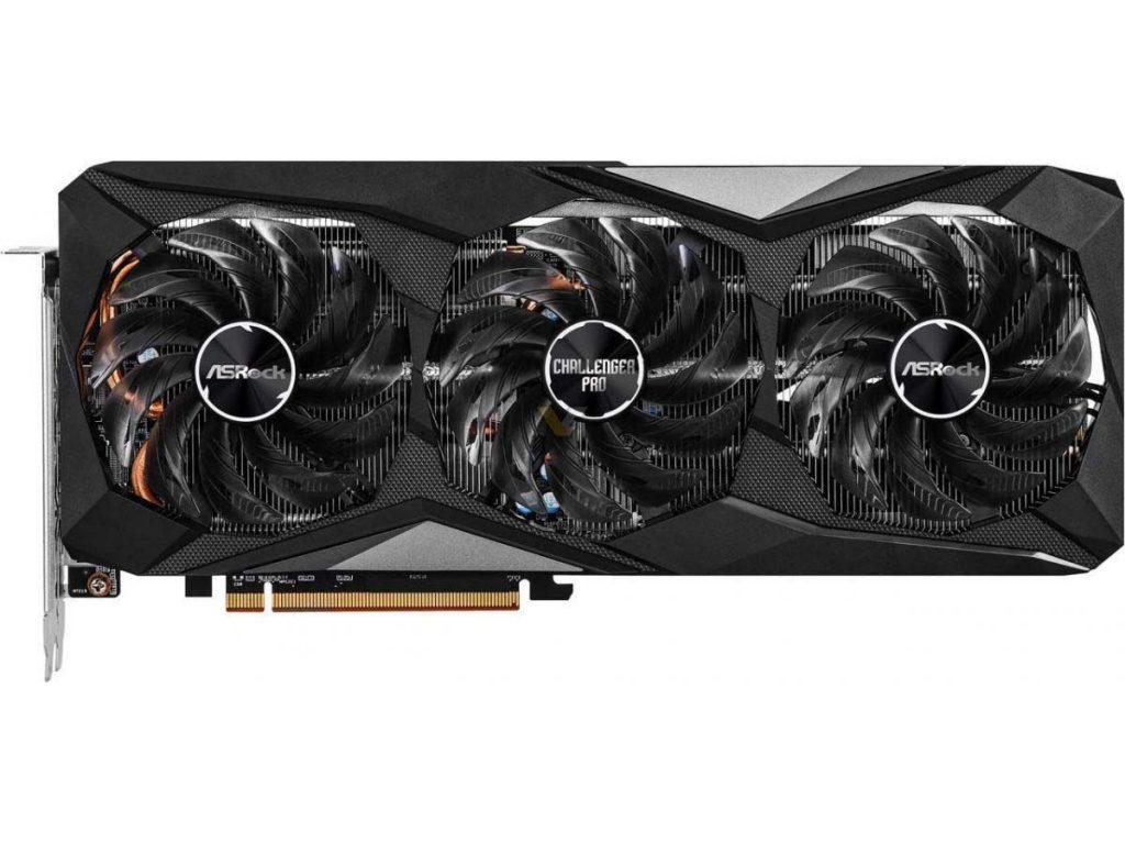 ASRock Radeon RX 6600 XT 8 GB Challenger Pro