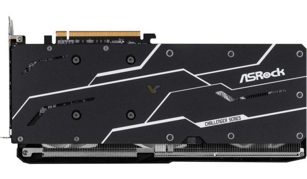 ASRock Radeon RX 6600 XT 8 GB Challenger Pro OC