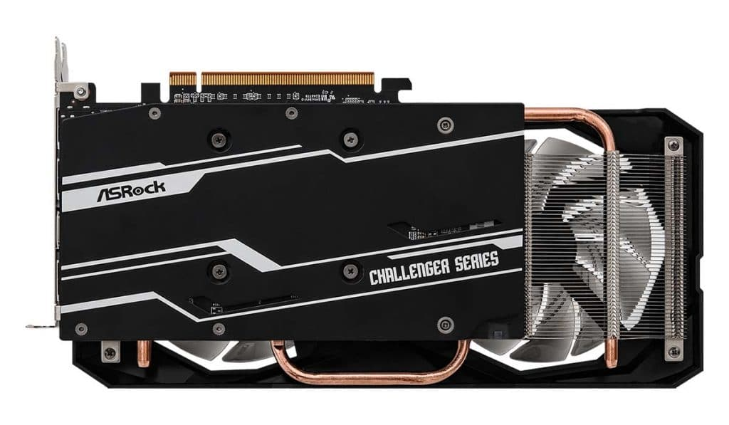 ASRock Radeon RX 6600 XT Challenger D 8 GB OC