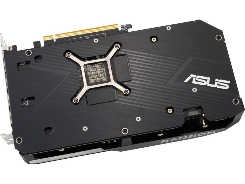 ASUS Radeon RX 6600 XT 8GB DUAL OC