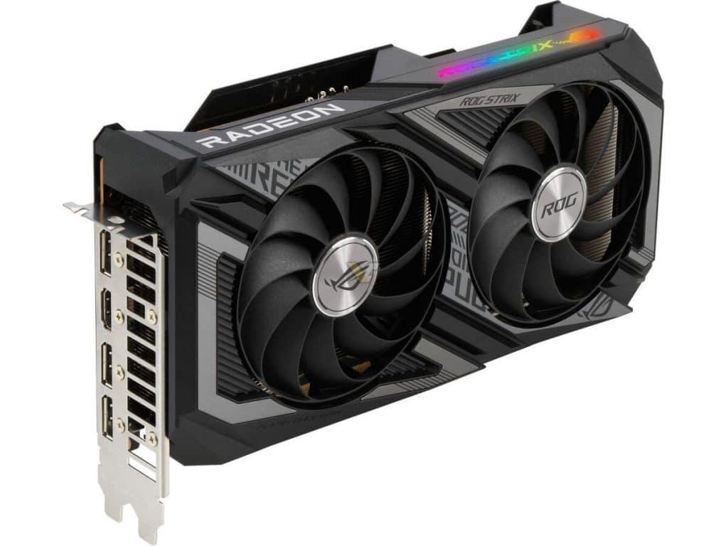 ASUS Radeon RX 6600 XT 8GB ROG Strix OC