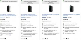 DELL Alienware vente interdite USA