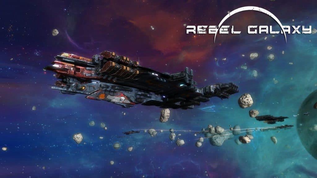 Bon plan : Rebel Galaxy gratuit sur PC