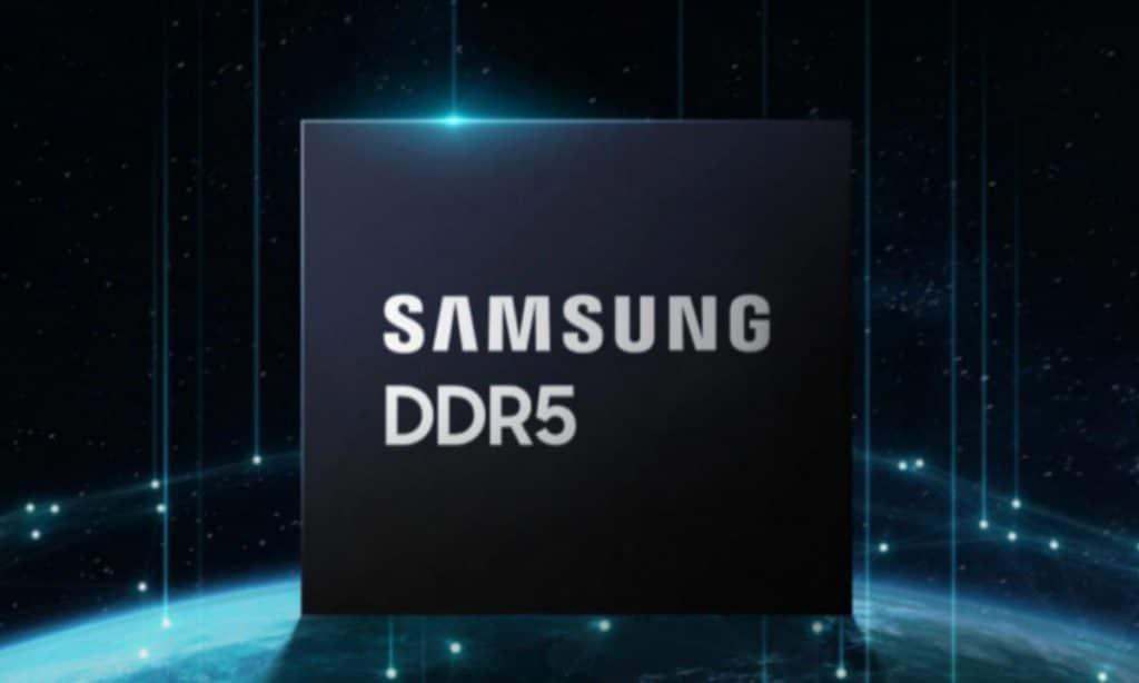 mémoire DDR5 Samsung 768 Go