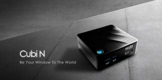 Mini-PC MSI CUBI N