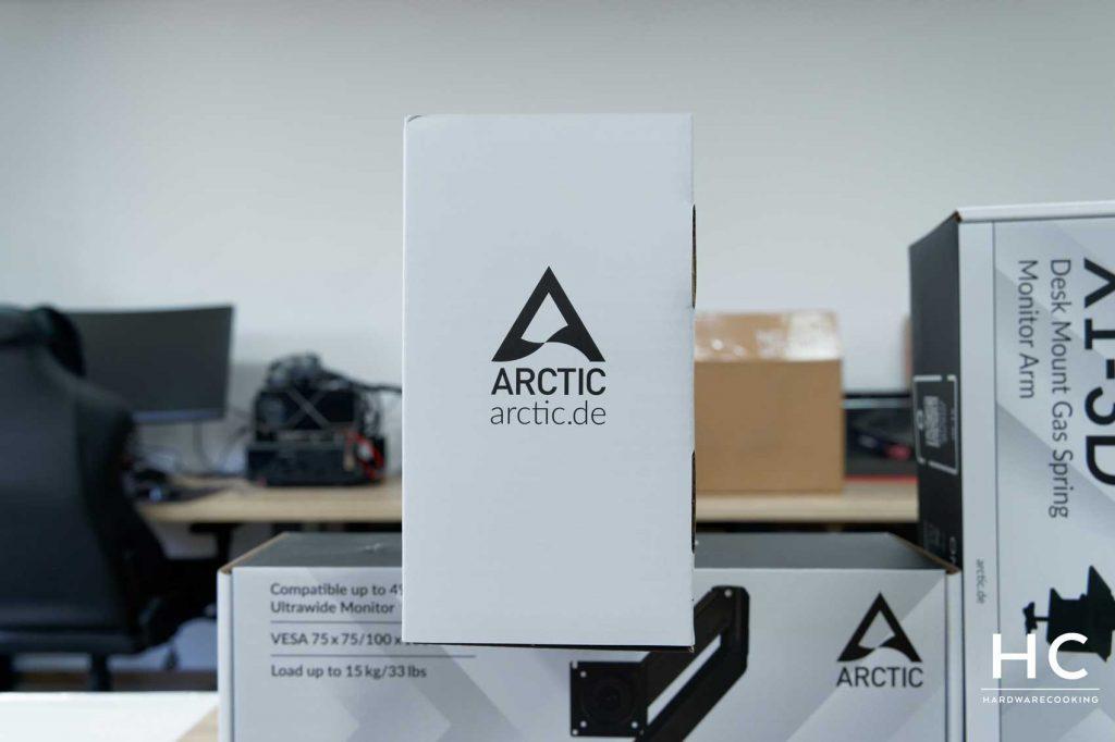 Arctic X1-3D