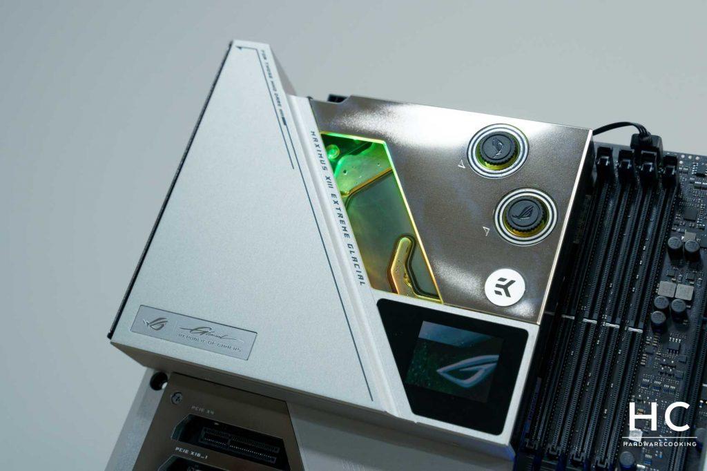 Monoblock avec écran OLED