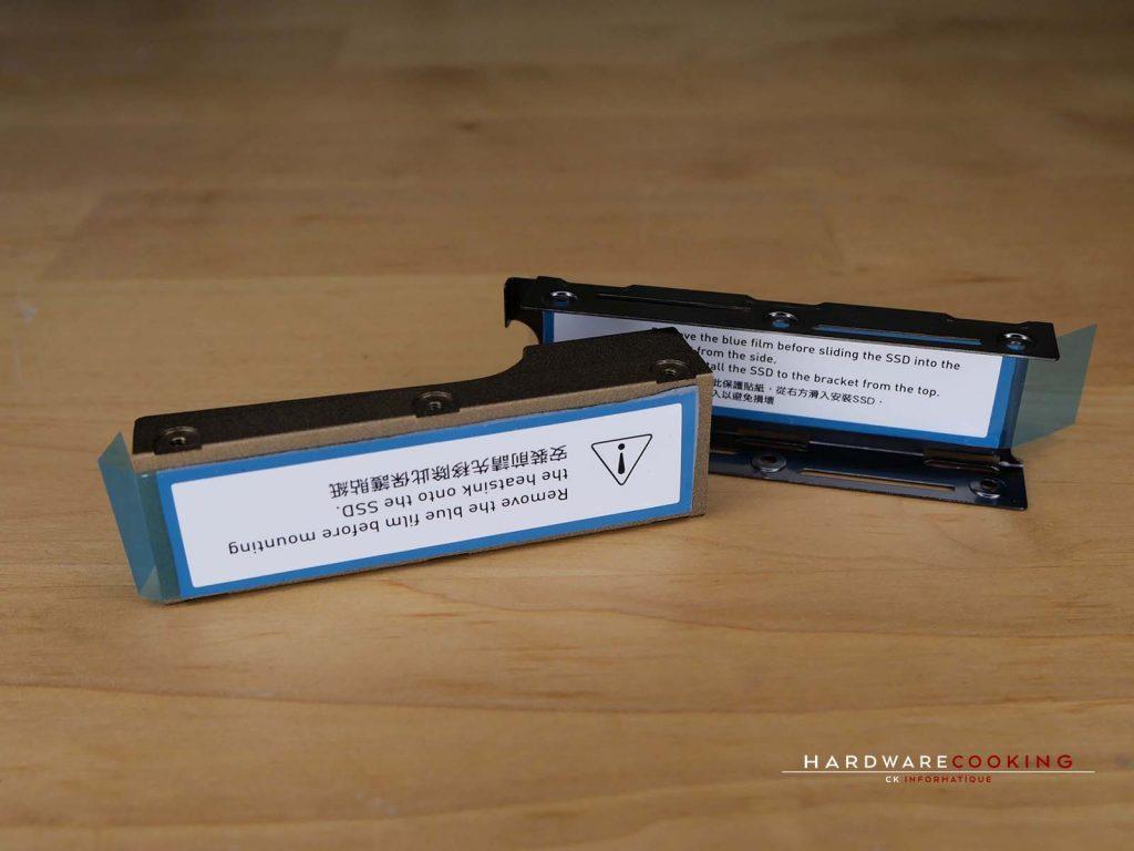 Dissipateur thermique MSI SPATIUM M480